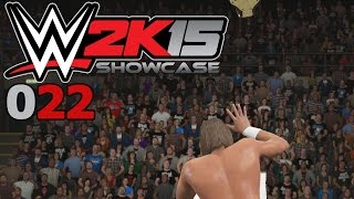 WWE 2K15 SHOWCASE #022: MEGA-SPANNUNG im 3 Stages of Hell Match! «» Let