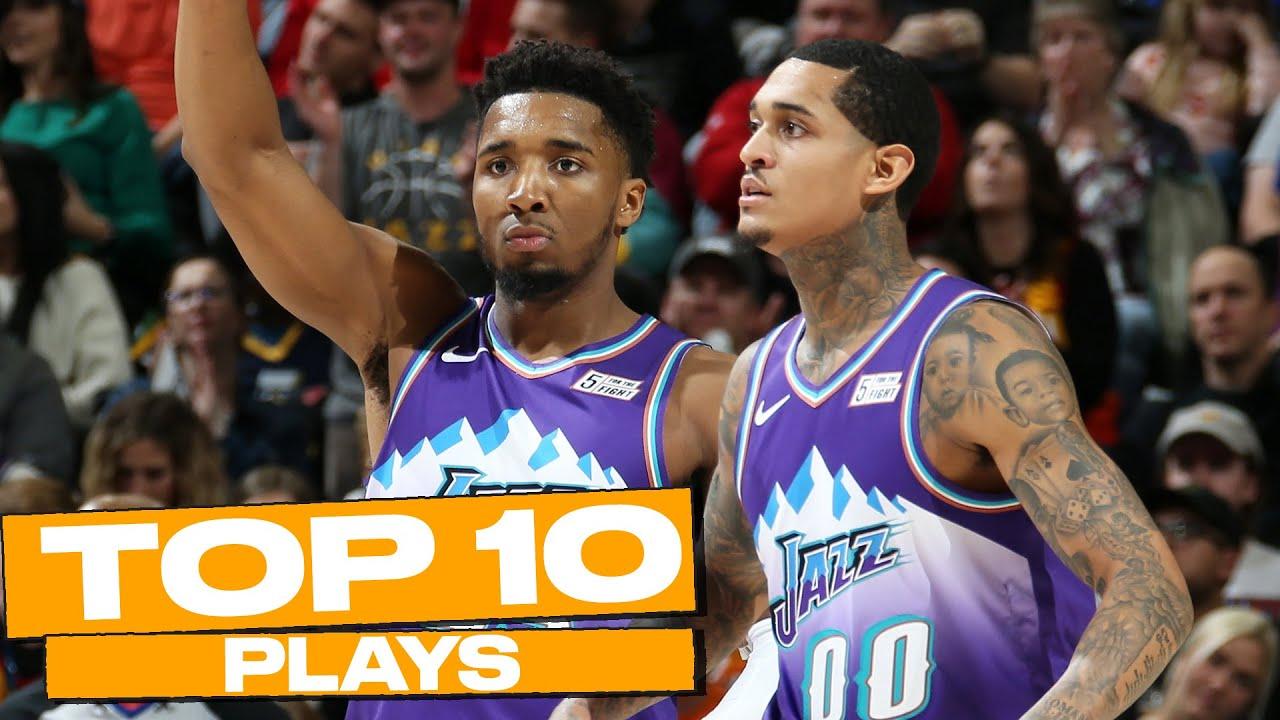 Download Top 10 Utah Jazz Plays of The Year! 🎺