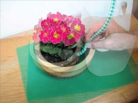 water worm house plant self watering system demo youtube. Black Bedroom Furniture Sets. Home Design Ideas