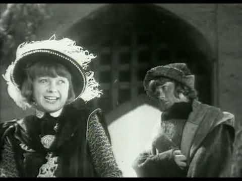 Принц и нищий 1942. Приключения. Старые фильмы. Кино СССР. Хороший советский фильм.