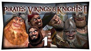 Drei Zeiten in einem Game ⬣ LPT Piraten, Wikinger und Ritter 2 Teil 1