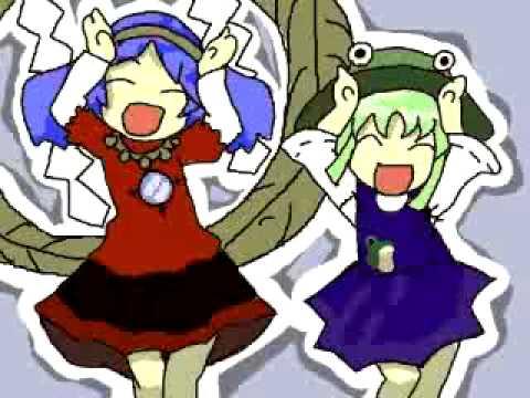 【3Dカスタム少女】東方星蓮船で(゚∀゚)ラヴィ!!【MikuMikuDance】