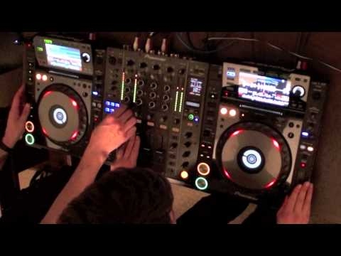 Solidisco Pioneer CDJ-2000 Nexus Performance