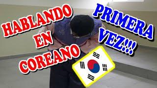 Trying to speak korean! Guayaquil's King Sejong Institute | Le Tutasi