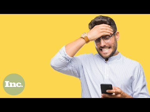 This 1 Word Makes People Think Less of You. Here's What to Say Instead | Inc.