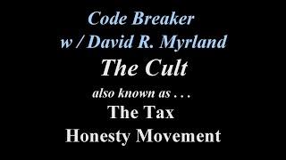 The David Champion - Pete Hendrickson Cult, aka, The Tax Honesty Movement - SPARE ME!