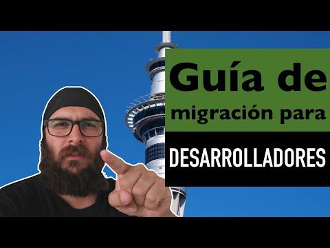 Trabaja en países desarrollados, guía de migración para desarrolladores
