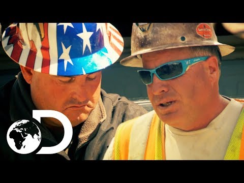 Hoffman's Crew Ordered To Cease Mining Activities | SEASON 8 | Gold Rush