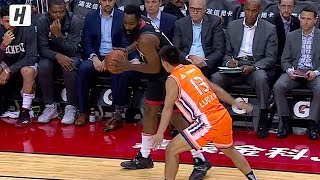 James Harden Already Showing His New Move | September 30, 2019