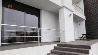 Стильный минимализм - Элитный дом в южном стиле(Подробно с фото http://www.maralin.ru/catalog/240.html Дом класса премиум, запроектирован согласно жестким требованиям полу..., 2013-07-17T16:04:59.000Z)
