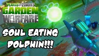 Plants vs. Zombies Garden Warfare - HUNGRY, HUNGRY DOLPHIN