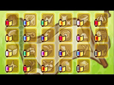 Kirby: Squeak Squad - Ability Scroll Locations