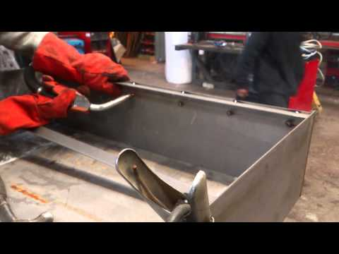 Kemppi Minarc MIG 170 MIG Welding Demo from Westermans
