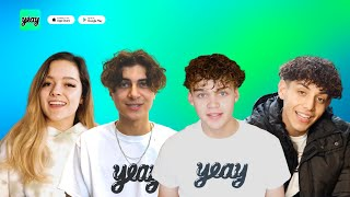 WHAT IS YEAY 🔥ft. Lil Jerz, Lukas Rieger, Jr Stuber & Julian Barboza
