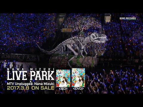 水樹奈々『NANA MIZUKI LIVE PARK×MTV Unplugged: Nana Mizuki』TV-CM 15sec.