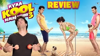 Kya Kool Hai Hum 3 OFFICIAL Movie Review |  Mandana Karimi, Tusshar Kapoor & Aftab Shivdasani