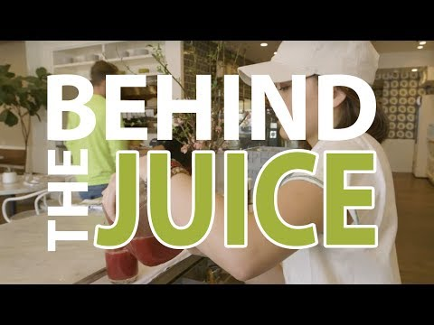 Behind the Juice - A New Documentary Series About Cold-Pressed Juice