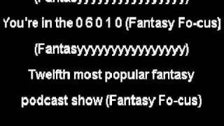 Fantasy Focus Theme (Karaoke)