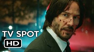 John Wick: Chapter 2 TV Spot #4 Tactical (2017) Keanu Reeves Action Movie HD