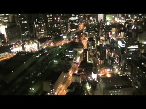 Osaka - Umeda and Umeda Sky Building