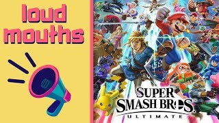 Super Smash Bros Ultimate   Loud Mouths #29