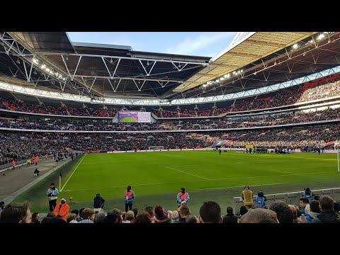Tottenham Hotspur vs Southampton Wembley Away Vlog!