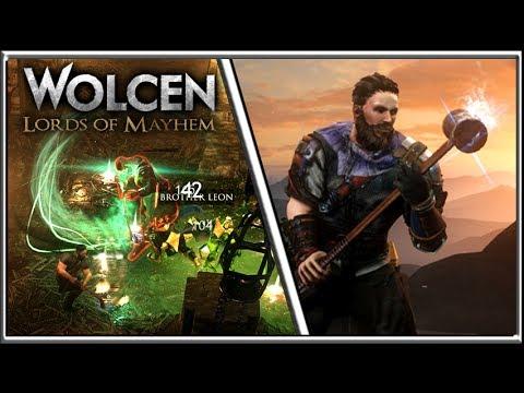BIG Update! Wolcen Lords of Mayhem (Alpha 0.5) Gameplay Impressions 2017 Part 1 streaming vf