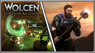 BIG Update! Wolcen Lords of Mayhem (Alpha 0.5) Gameplay Impressions 2017 Part 1