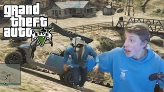 W2S Plays GTA 5 - F**K SLOW AND STEADY - GTA 5 Funny Moments