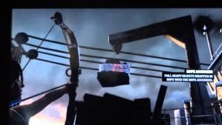 Tomb Raider Rope Ascender Bug