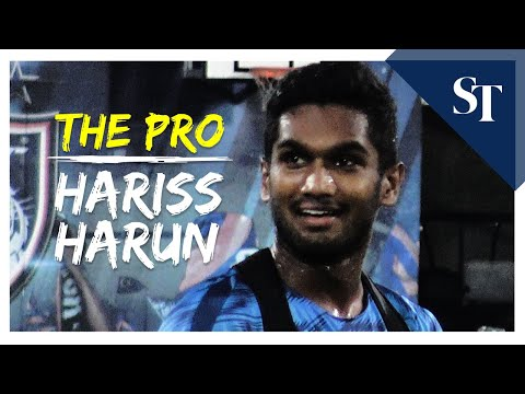 Hariss Harun, Singapore football's disciple of discipline at JDT | The Pro | The Straits Times