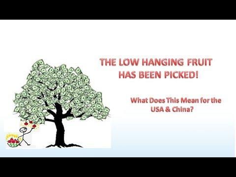Dating low hanging fruit