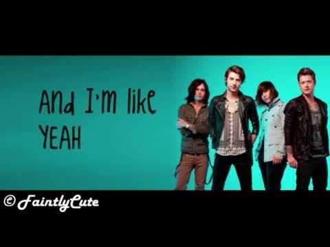 Hot Chelle Rae - Hung Up - Lyrics