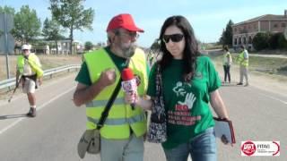 Marcha del carbón Tordesillas - Medina del Campo