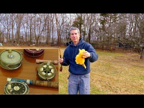 Vintage Fly Fishing Reels