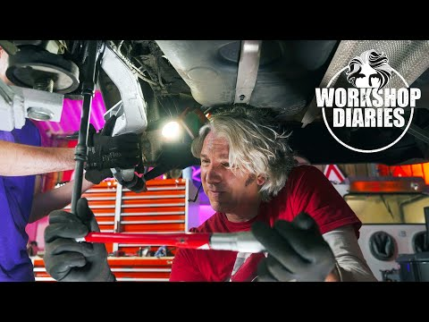 How to upgrade BMW Mini Cooper S Rear Suspension for Rallying - Edd China's Workshop Diaries indir