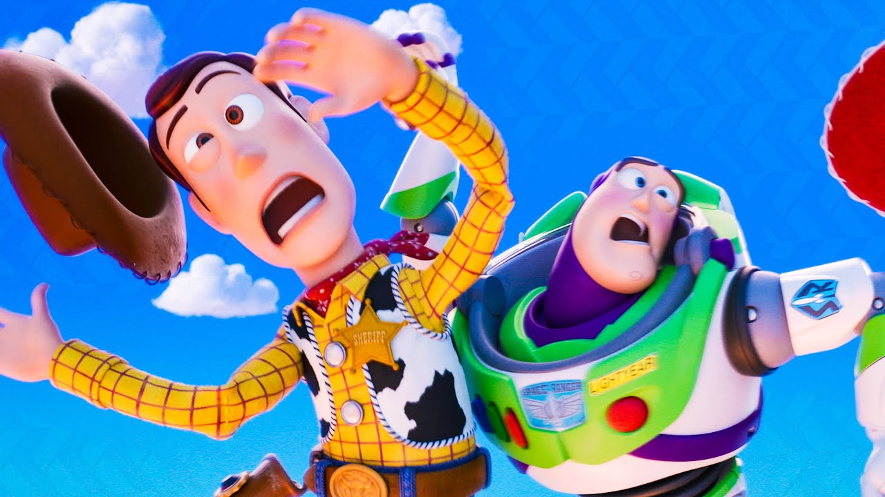 TOY STORY 4 - 3 Minute Teaser Trailer (2019) - YouTube