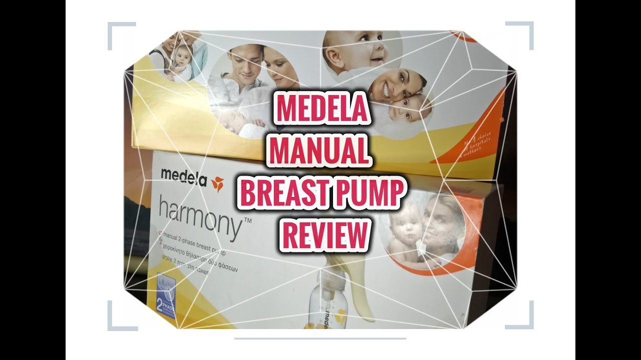 Medela Harmony Manual Breast Pump Review How To Use Pumping At