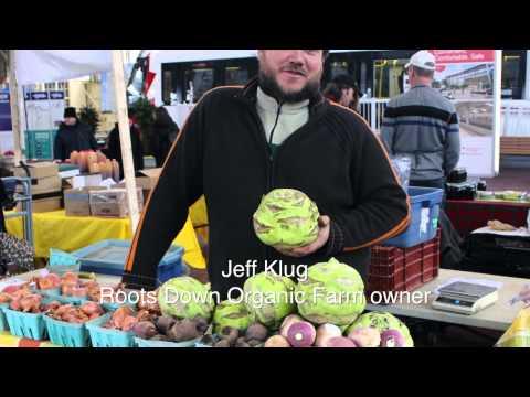Organic Shopping at Lansdowne Market