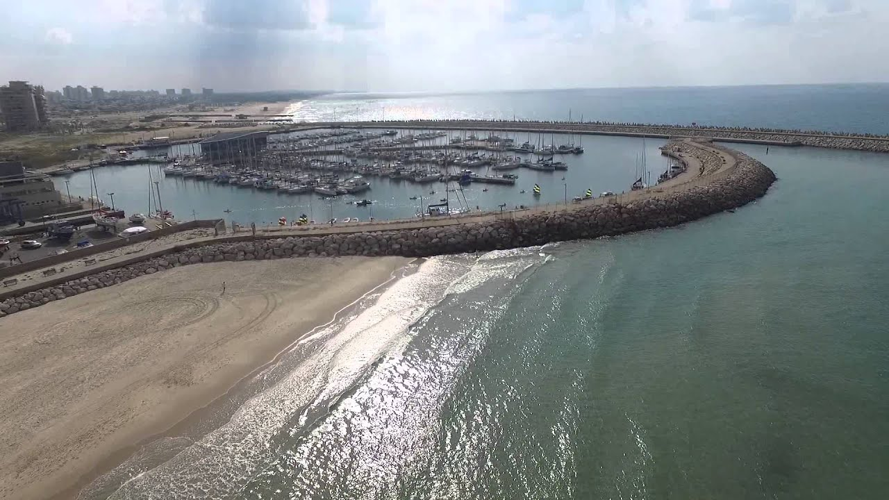 Ashdod Marina: Marina Ashdod Basse Altitude 8 Novembre