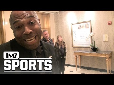 Shaun Alexander Says The Secret to NFL Domination Is... | TMZ Sports