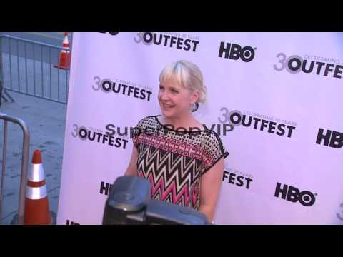 Carolyn Lawrence at The 30th Annual Los Angeles Gay and L...