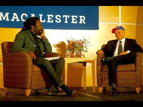Tim O'Brien and Marlon James in Conversation