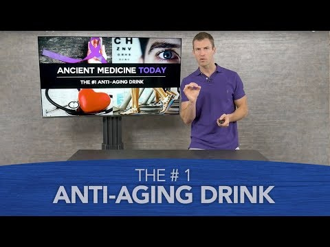 The #1 Anti-Aging Drink