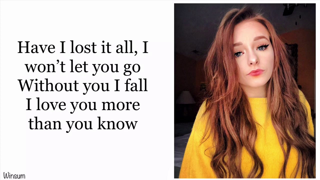Zoe Laverne Lost It All Lyrics