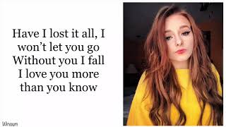 Zoe Laverne Lost It All Lyrics.mp3