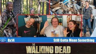 The Walking Dead 8x14 Still Gotta Mean Something | Serienjunkies-Podcast