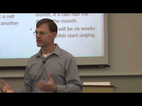 OZK 150: Introduction to Ozarks Studies - Lecture 12: Ozarks Folk Customs and Traditions