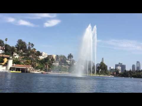 Echo park California