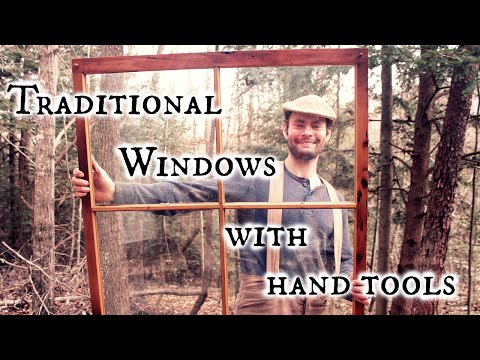 Traditional windows . Part I
